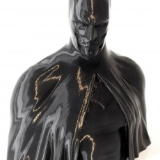 Picture of print of Batman - The Caped Crusader Bust This print has been uploaded by Robert Wallace