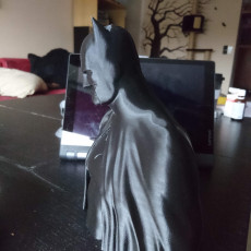 Picture of print of Batman - The Caped Crusader Bust This print has been uploaded by Patrick Born