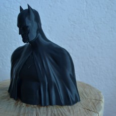 Picture of print of Batman - The Caped Crusader Bust This print has been uploaded by Jordy Weening