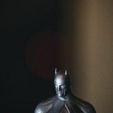Picture of print of Batman - The Caped Crusader Bust This print has been uploaded by facundo juan