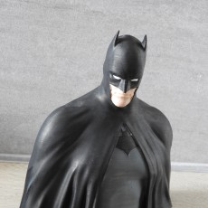 Picture of print of Batman - The Caped Crusader Bust This print has been uploaded by BODY3D
