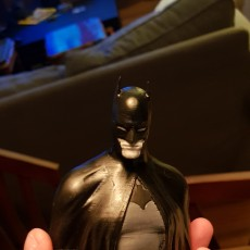 Picture of print of Batman - The Caped Crusader Bust This print has been uploaded by Tarik Uyum