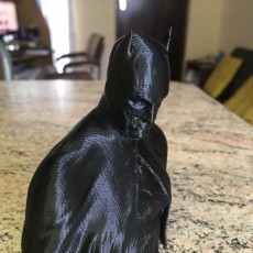 Picture of print of Batman - The Caped Crusader Bust This print has been uploaded by Carl Coetzee