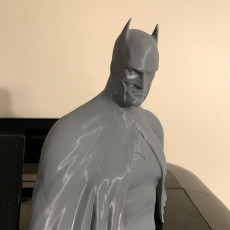 Picture of print of Batman - The Caped Crusader Bust This print has been uploaded by Adrien Donat