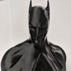 Picture of print of Batman - The Caped Crusader Bust This print has been uploaded by Andrew May
