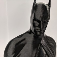 Picture of print of Batman - The Caped Crusader Bust Cet objet imprimé a été téléchargé par Andrew May