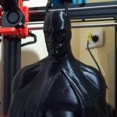 Picture of print of Batman - The Caped Crusader Bust This print has been uploaded by Eric Miguel