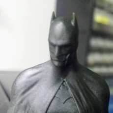 Picture of print of Batman - The Caped Crusader Bust This print has been uploaded by Philippe Maegerman