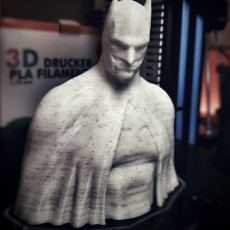Picture of print of Batman - The Caped Crusader Bust This print has been uploaded by Boris Lenauer