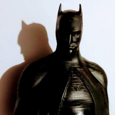 Picture of print of Batman - The Caped Crusader Bust This print has been uploaded by Deva