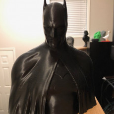 Picture of print of Batman - The Caped Crusader Bust This print has been uploaded by Kazibole
