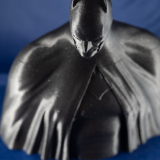 Picture of print of Batman - The Caped Crusader Bust This print has been uploaded by Eloy RICARDEZ