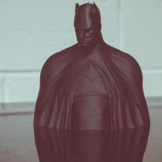 Picture of print of Batman - The Caped Crusader Bust Cet objet imprimé a été téléchargé par Shawn Avery
