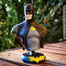 Picture of print of Batman - The Caped Crusader Bust This print has been uploaded by Çağrı Mert
