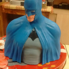 Picture of print of Batman - The Caped Crusader Bust This print has been uploaded by Antonella Cambareri