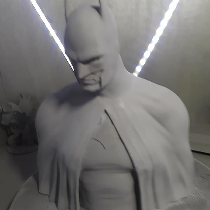 Batman - The Caped Crusader Bust