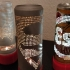 Individualized Soda Can Lamp with LED or Candle image