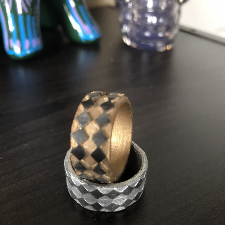 Dual Color Ring