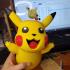 Pikachu wall art print image
