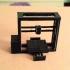 LulzBot TAZ 1 3D Printer Model image