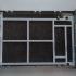 Dust filter support for / Soporte de filtro de polvo para: HP MicroServer Gen8 image