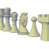 Duchamp Chess Set image