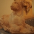 Funerary statue of a dog image