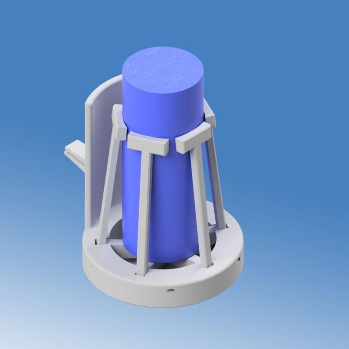 Car mount cup holder