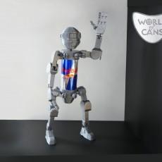 World of Cans Robot V.1