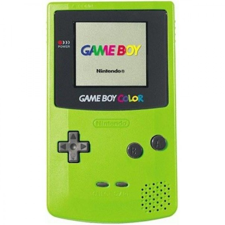 Gameboy Color Battery Cover