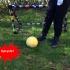 Street Soccer Can Goal image
