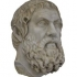 Head of Sophocles image