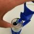 Easy can opener/holder image