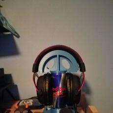 Redbull 250ml Headset Stand