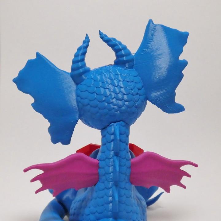 Stu, the Baby Dragon