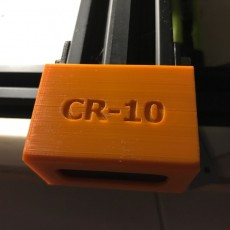 CR-10 Front Y-Pulley Cover E2 v1