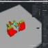 CR-10 Hotend Mod (double blow fan 40x20mm) image