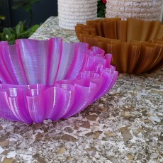 Picture of print of Wavy Bowl