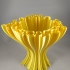 Wavy vase print image
