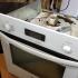 FAURE brand electric oven door security image