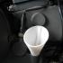 Elliptical oil funnel for Ducati image