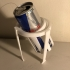 Gyroscopic 250ml Can Holder image