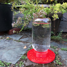 Picture of print of Bee Feeder and Waterer