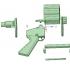 M32 MGL Grenade launcher prop image