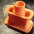 Pi Sleeve 12v Plug Mounting Bracket image