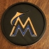 Miami/Florida Marlins Coaster image