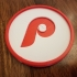 Phillies Coaster image