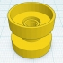 Lego Technic Rubber Track Idler Wheels image