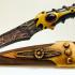 Catspaw Dagger - Game of Thrones print image
