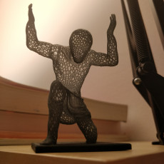 Picture of print of Atlas Award